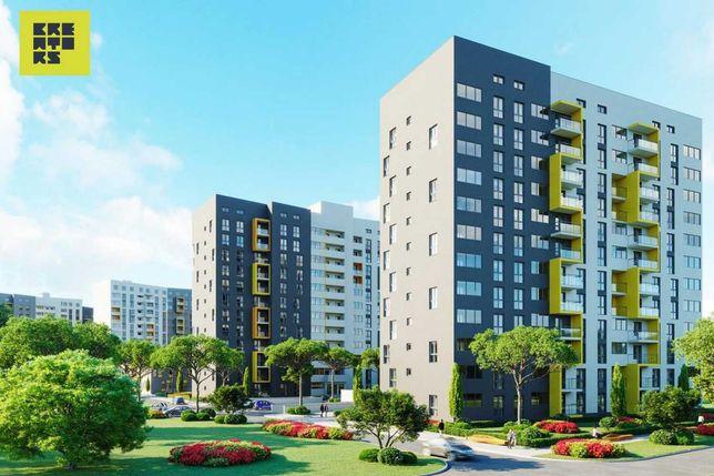 30м2 — смарт-квартира в ЖК Riel City