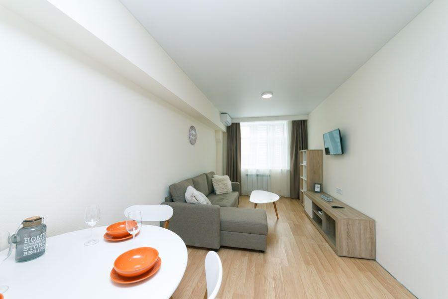 Аренда посуточно стильная 2к квартира в новом доме SmartHause