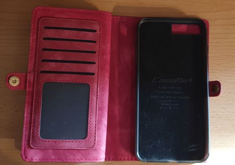 iPhone 7 Plus etui Caseme