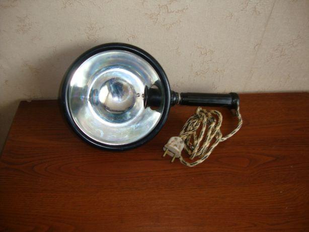 Рефлектор электрический медицинский бытовой.