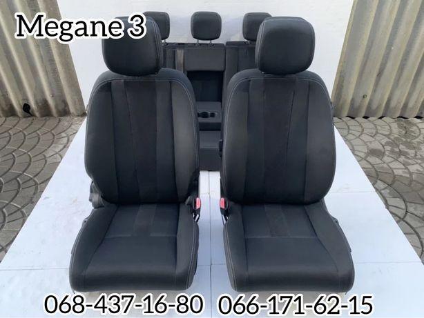 Сиденье сидушки салон Меган 3 консоль розборка разборка megane 3