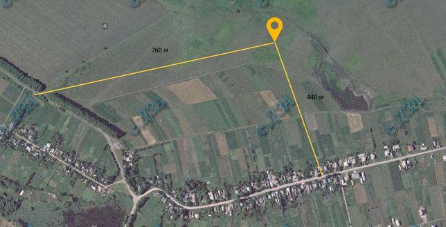 Продам земельну ділянку с. Гавришівка 15 соток