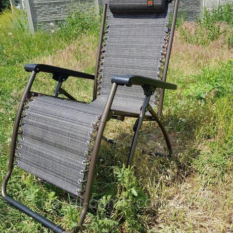 Кресло-шезлонг раскладной туристический