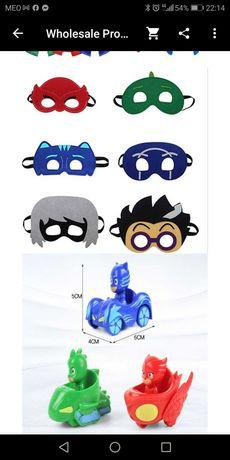 Máscara PJ Masks de criança