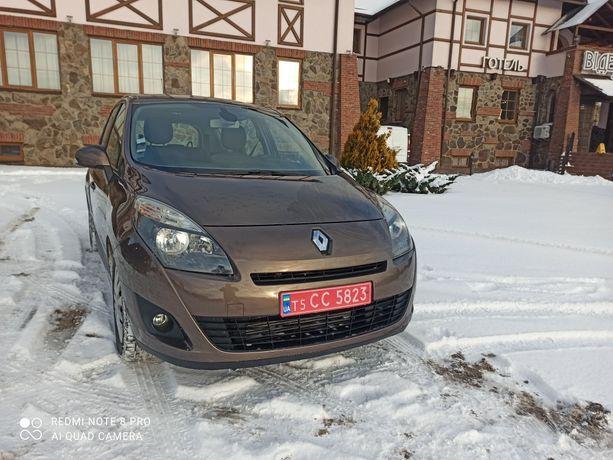 Renault Grand Scenic 2010 рік 7 MEST
