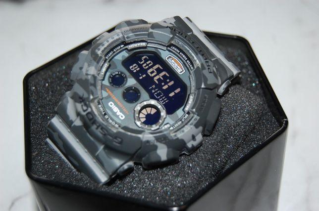 Oryginalny zegarek Casio G-SHOCK GD-120CM Gwarancja