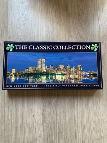 Puzzle 1000 peças Nova Iorque