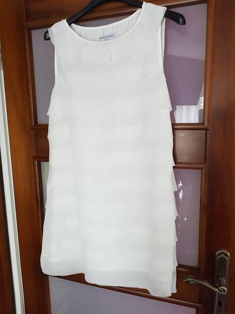 Zwiewna sukienka L