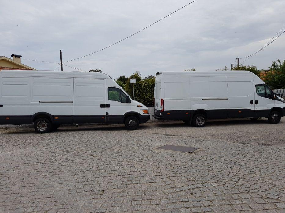 Mudanças & Transportes / Aluguer de carrinhas Gondomar (São Cosme), Valbom E Jovim - imagem 1