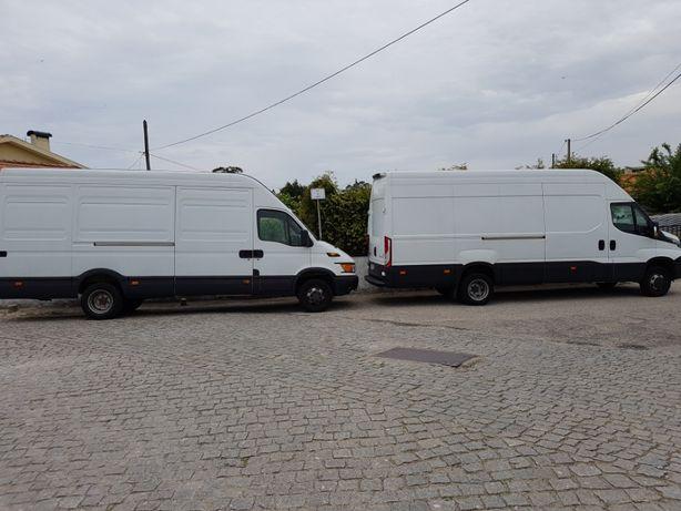 Mudanças & Transportes / Aluguer de carrinhas