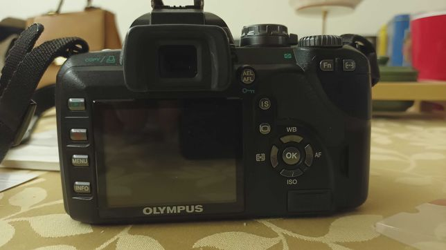 Maquina fotográfica OLYMPUSE-510