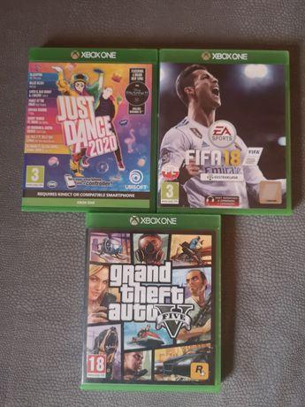 Gry na Xbox one używane