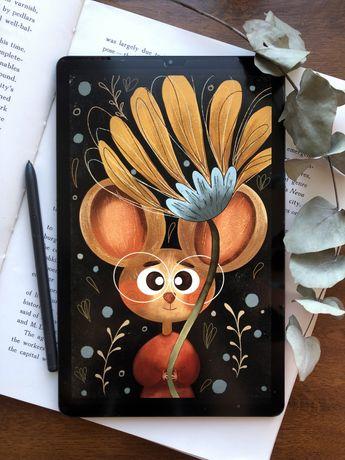 Планшет Samsung Galaxy Tab S6 Lite + Гарантия от разбития