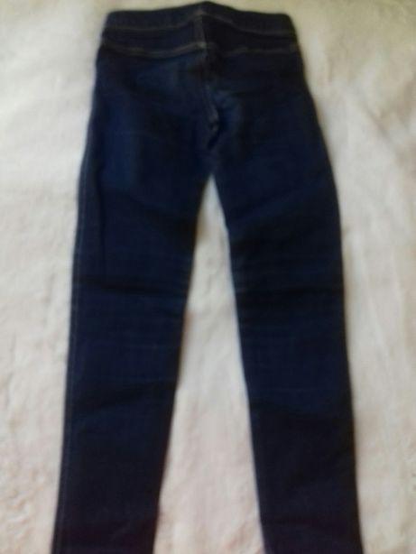 Nowe spodnie dżinsowe