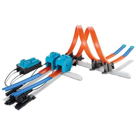 Hot wheels track builder Power Booster kit