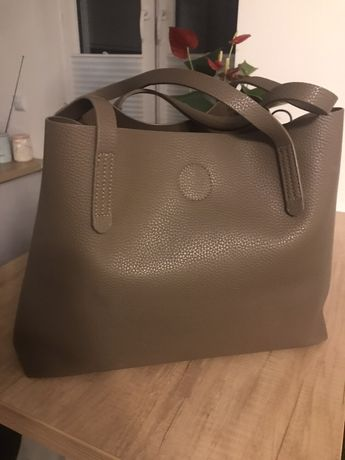 Torebka shopper Claudia Canova
