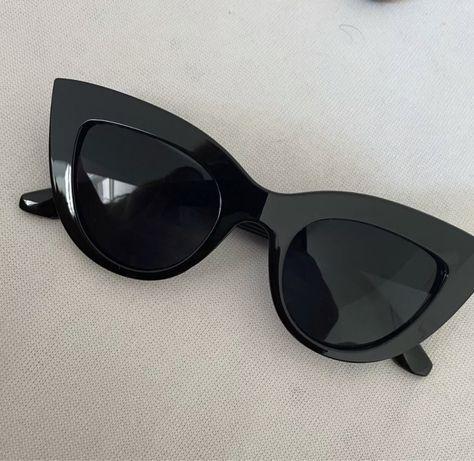 Солнцезащитные очки « Кошачий глаз» женские винтажные