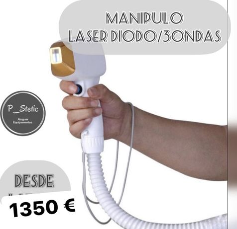 Manipulo Laser Diodo