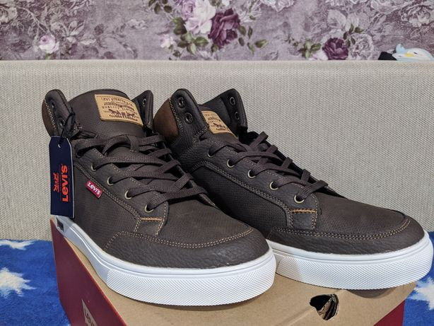 Levi's shoes Walker Wax
