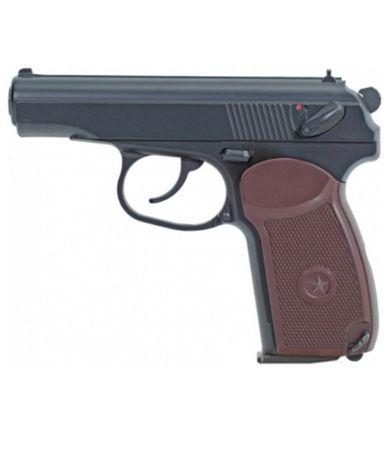 Страйкбольный пистолет игрушка