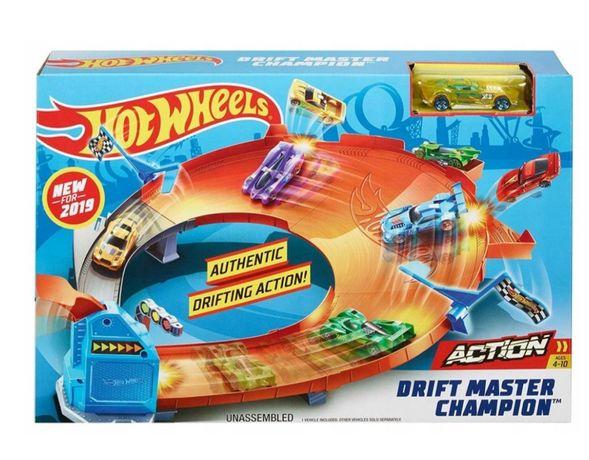 Hot wheels drift