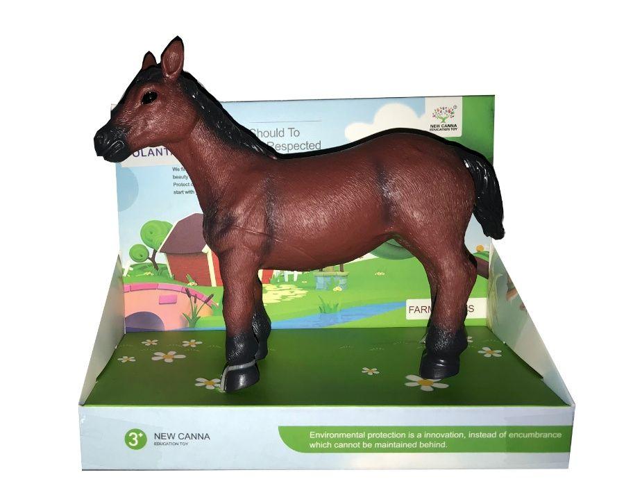 Gumowy Koń Miękki w dotyku jak żywy !