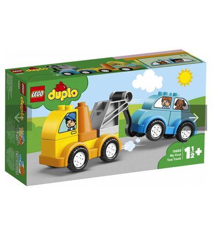 Лего Lego Duplo Машинки 900 руб