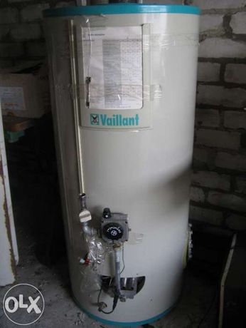 Бойлер газовый Vaillant