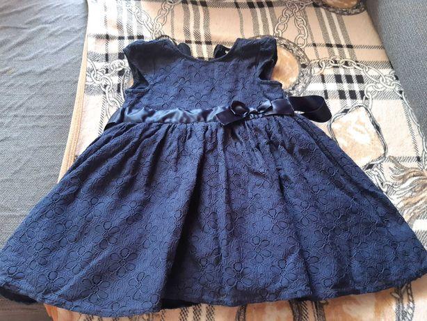 Sukienka koronkowa roz.104