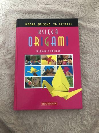 Księga Origami. Świadome składanie papieru