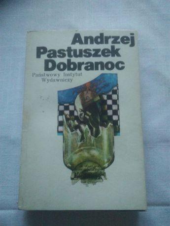 """Książka """"Dobranoc"""" Andrzej Pastuszek"""