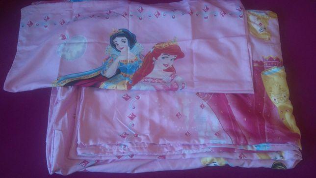Pościel Księżniczki Disneya