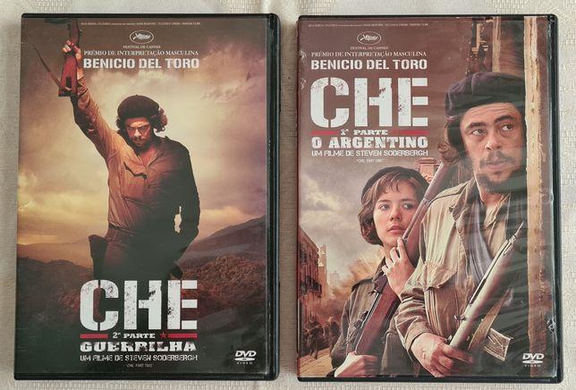 Che Guevara com Benicio Del Toro