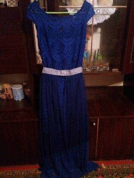 Продам плаття синього кольору
