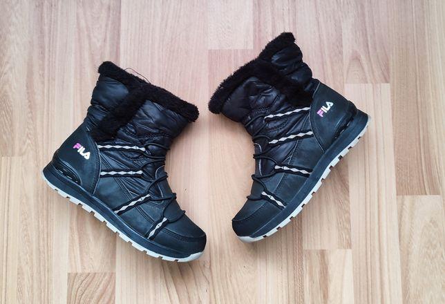 Ботинки Fila, Adidas, Nike, черевики еврозима