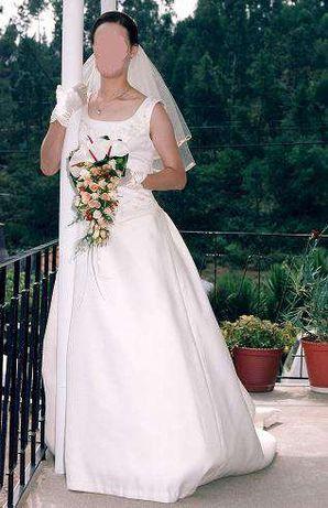 Vestido de noiva VILLAIS, linha ROMANTIC