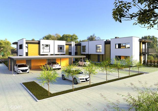 Nowe mieszkanie na piętrze,3 pokojowe, Złota Osada