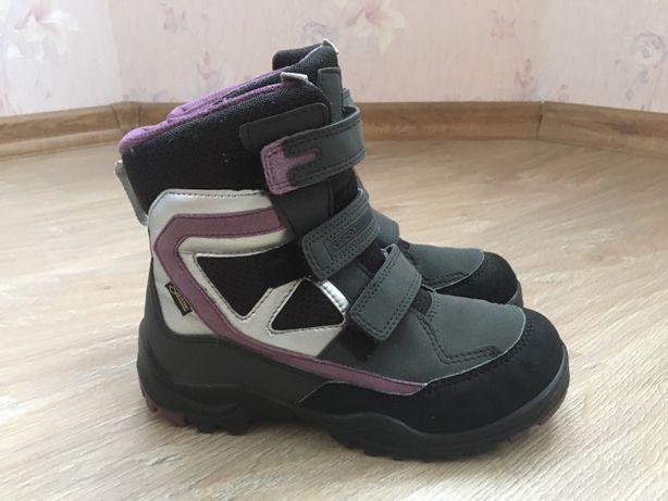 Ecco Xpedition Kids 33, зимние ботинки