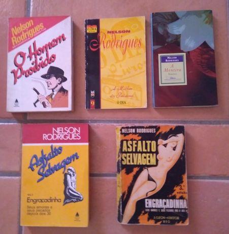 Escritores Brasileiros (69 livros)