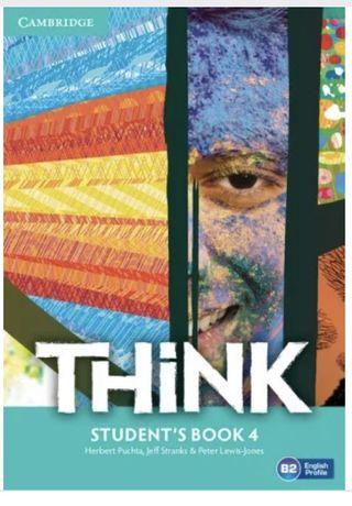Книга Think Student's book (B2)