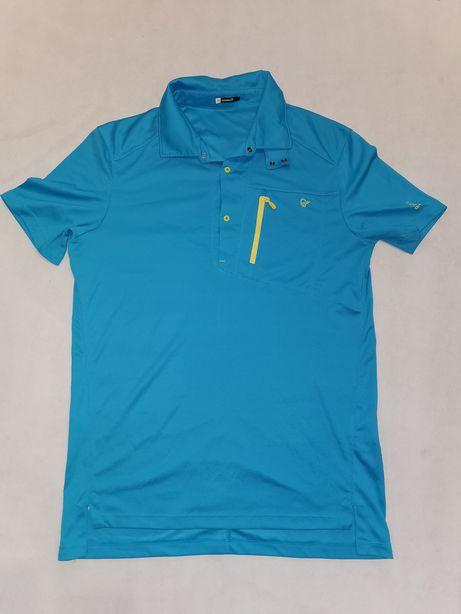 Koszulka Norrona Fjora polo,rowerowa,termiczna,sportowa,swix,roz.L/XL