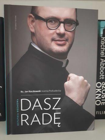 Książka,  Dasz radę
