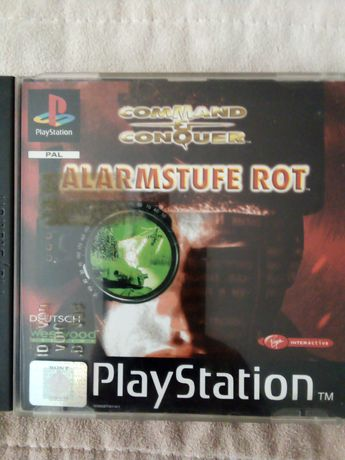 Command & conquer Red Alert Psx/Ps1