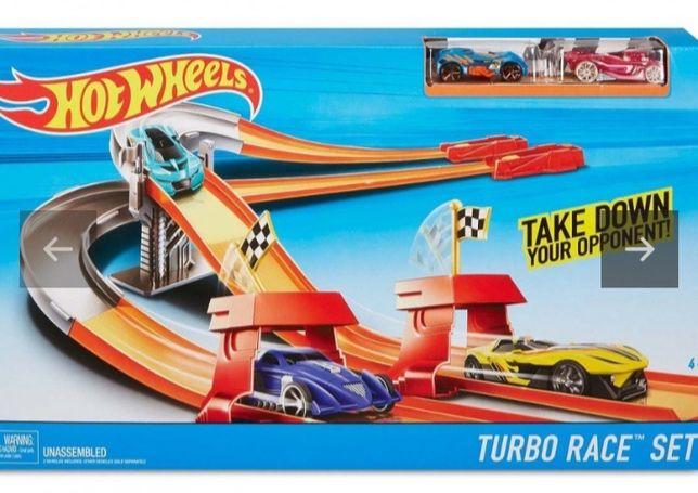 Tory hot wheels wyścig