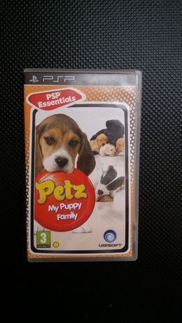 Gra na PSP Petz My Puppy Family
