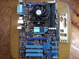 Комплект 6 ядер на FX 6100, 16Гб ОЗУ, видеокарта AMD R7, винт 500Гб