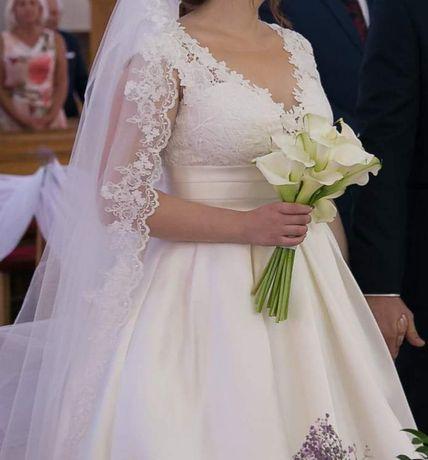 Suknia ślubna IGAR 1737 ivory