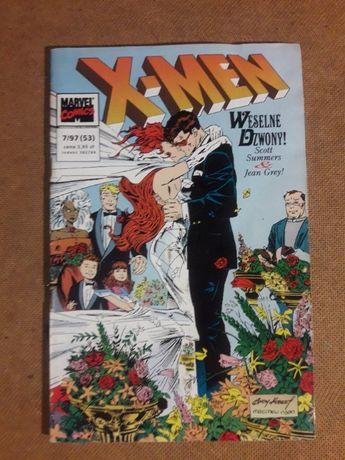 X-Men - Marvel 7/1997