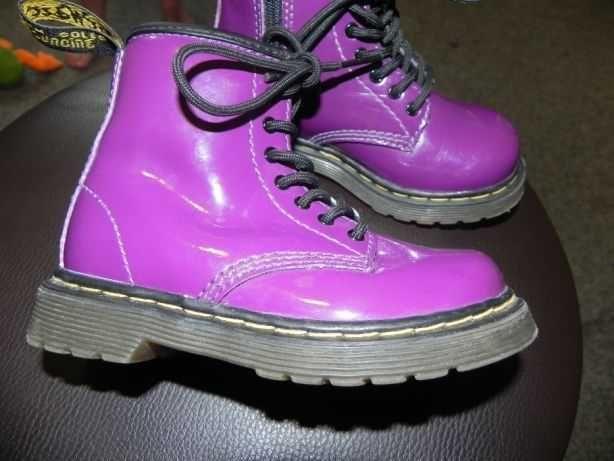 Dr.Martens ботинки оригинальные детские