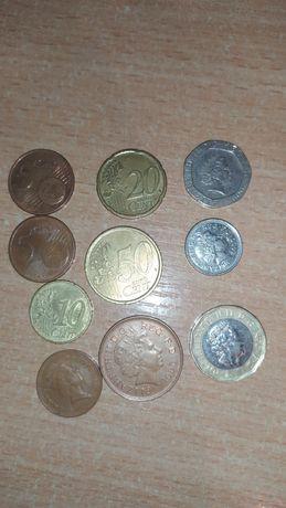 Zagraniczne monety